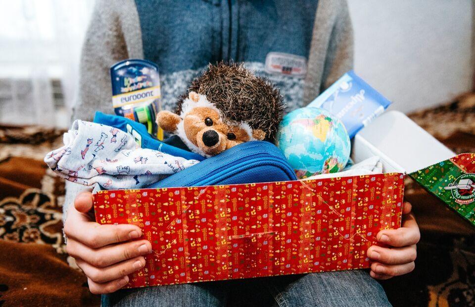 Schuhkarton Weihnachten.Weihnachten Im Schuhkarton Samaritan S Purse